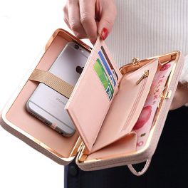 Lyxig Mobilplånbok