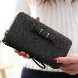 Luxury-Women-Wallet-Phone-Bag-Leather-Case