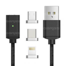 USB-Type-C-Micro-USB-Lightning-3IN1-black