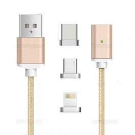 USB-Type-C-Micro-USB-Lightning-3IN1-gold