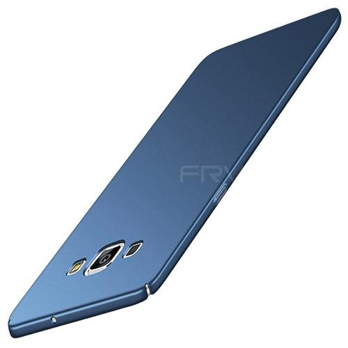 FRVSIMEM Hårdplast TPU skal för Samsung Galaxy S7 Edge – Blå