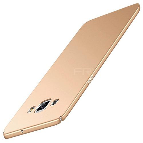 FRVSIMEM Hårdplast TPU skal för Samsung Galaxy S8+ – Guld