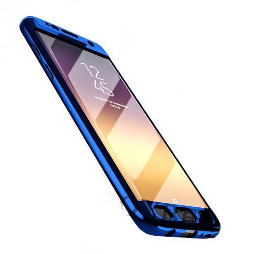 Roybens Glossy Mirror Skal för Samsung Galaxy S7 – Blå