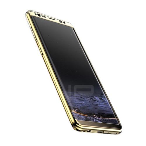 Roybens Glossy Mirror Skal för Samsung Galaxy S8 – Guld