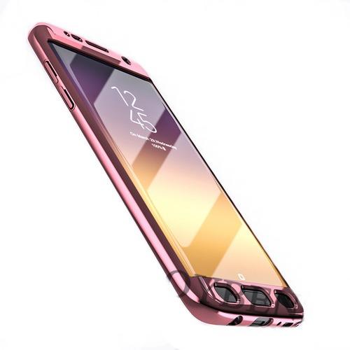 Roybens Glossy Mirror Skal för Samsung Galaxy S7 – Roseguld