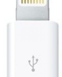 Apple Lightning-till-mikro-USB-adapter