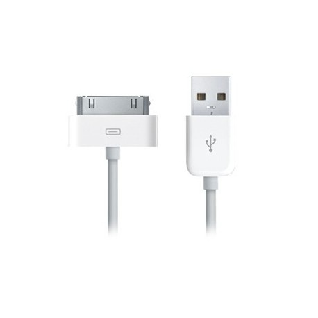 Apple – Ma591G – Data Cable – 30Pol To USB – 1M – iPhone 4, 4S – Vit