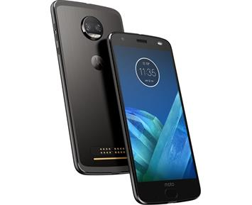 Motorola Moto Z2 Force Super Black