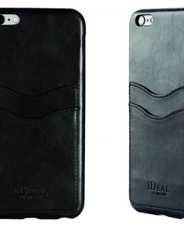 iDeal Dual CardCase iPhone 6 Plus Svart