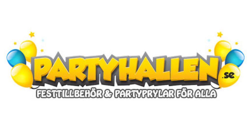 Partyhallen rabattkod 10% rabatt på allt