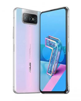 ASUS Zenfone 7 5G 8GB 128GB Snapdragon 865/865Plus 6.6inch 5000mAh NFC Smartphone UFS 3.1 Android Q 90Hz Mobile Phone