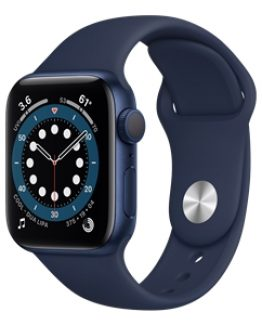 Apple Watch Series 6 GPS 40mm Blue AL