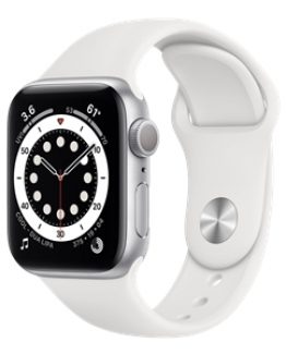 Apple Watch Series 6 GPS 40mm Silver AL