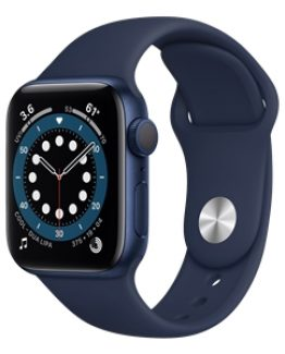 Apple Watch Series 6 GPS + LTE 40mm Blue AL