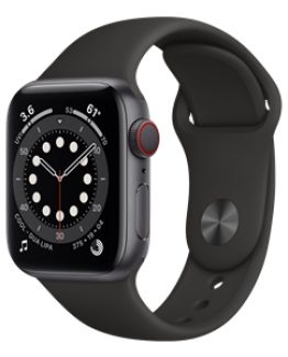 Apple Watch Series 6 GPS + LTE 40mm Space Gray AL