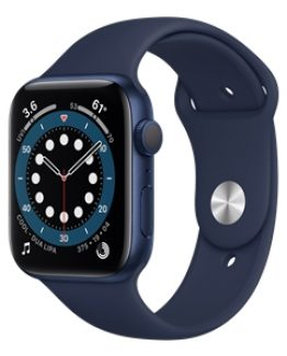 Apple Watch Series 6 GPS + LTE 44mm Blue AL
