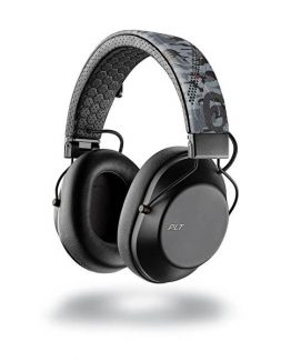 PLANTRONICS BACKBEAT FIT 6100 Over-Ear Trådlös Sport Grey Camo