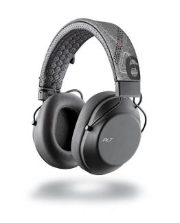 PLANTRONICS BACKBEAT FIT 6100 Over-Ear Trådlös Sport Grey Pepper