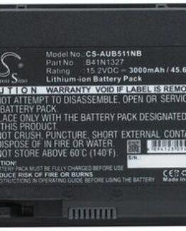 Asus ROG B551LG, 15.2V, 3000 mAh