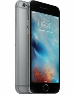 Begagnad iPhone 6S 128GB Svart Olåst i bra skick Klass B