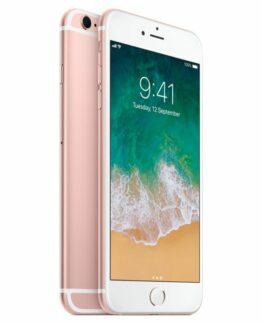 Begagnad iPhone 6S 16GB Rosa Guld Olåst i bra skick Klass B