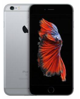 Begagnad iPhone 6S 16GB Rymdgrå Olåst i Toppskick Klass A
