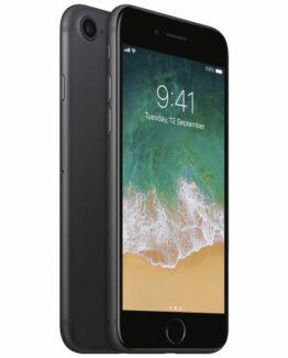 Begagnad iPhone 7 256GB Matt Svart Olåst i toppskick Klass A
