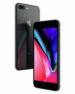 Begagnad iPhone 8 Plus 64GB Rymdgrå Olåst i bra skick Klass B