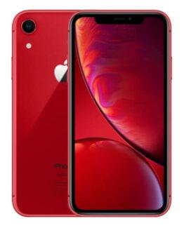 Begagnad iPhone XR 64GB Röd Olåst i toppskick Klass A