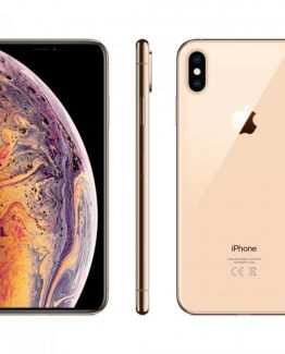 Begagnad iPhone XS 64GB Guld Olåst i bra skick Klass B