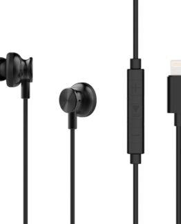 Champion In-ear Lightning headset för iPhone (MFi)