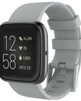Fitbit Versa 2 Smartwatch Stone/Mist Grey