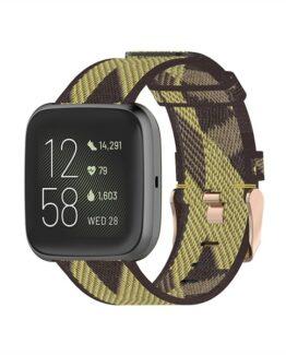 Flätat Klockarmband Fitbit versa / Fitbit Blaze