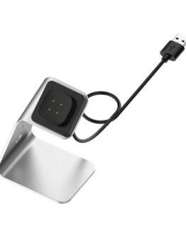 Hållare med laddningsfunktion till Fitbit Versa 3