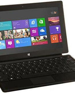 Microsoft Surface Pro 128GB med tangentbord (beg) (Klass A)