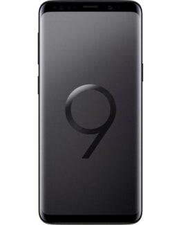 Samsung Galaxy S9 64GB Dual SIM Black (Beg) (Klass C)