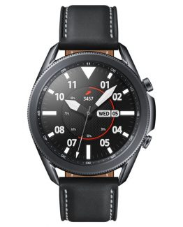 Samsung Galaxy Watch 3 45mm Mystic Black