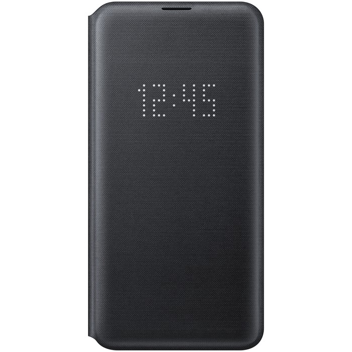 Samsung Led View Cover för Samsung Galaxy S10e - Svart