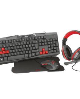 Trust Ziva gaming-bundle 4-i-1