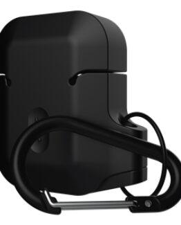 UAG Apple Airpods Silicone Case Black/Black