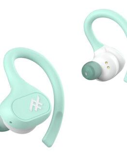 iFrogz Airtime Sport in-ear hörlurar Öronsnäckor - Mint Grön
