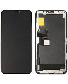 iPhone 11 Pro Skärm LCD & Display - Svart - Högsta Kvalitet