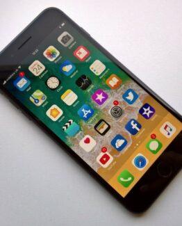 iPhone 8 Plus 64GB rymdgrå (beg) (Klass B)