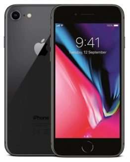 Apple iPhone 8 64GB Space gray, Preowned Good Condition