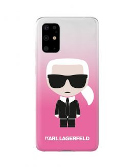 Samsung Galaxy S20 Skal Gradient Cover Rosa
