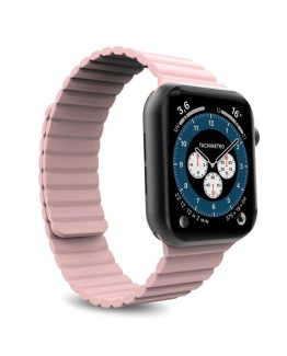 Apple Watch 38/40mm Armband Icon Link Rosa