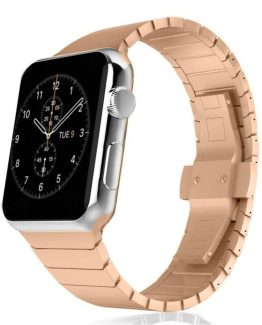 Apple Watch Series 4 44mm stainless steel watch band replace